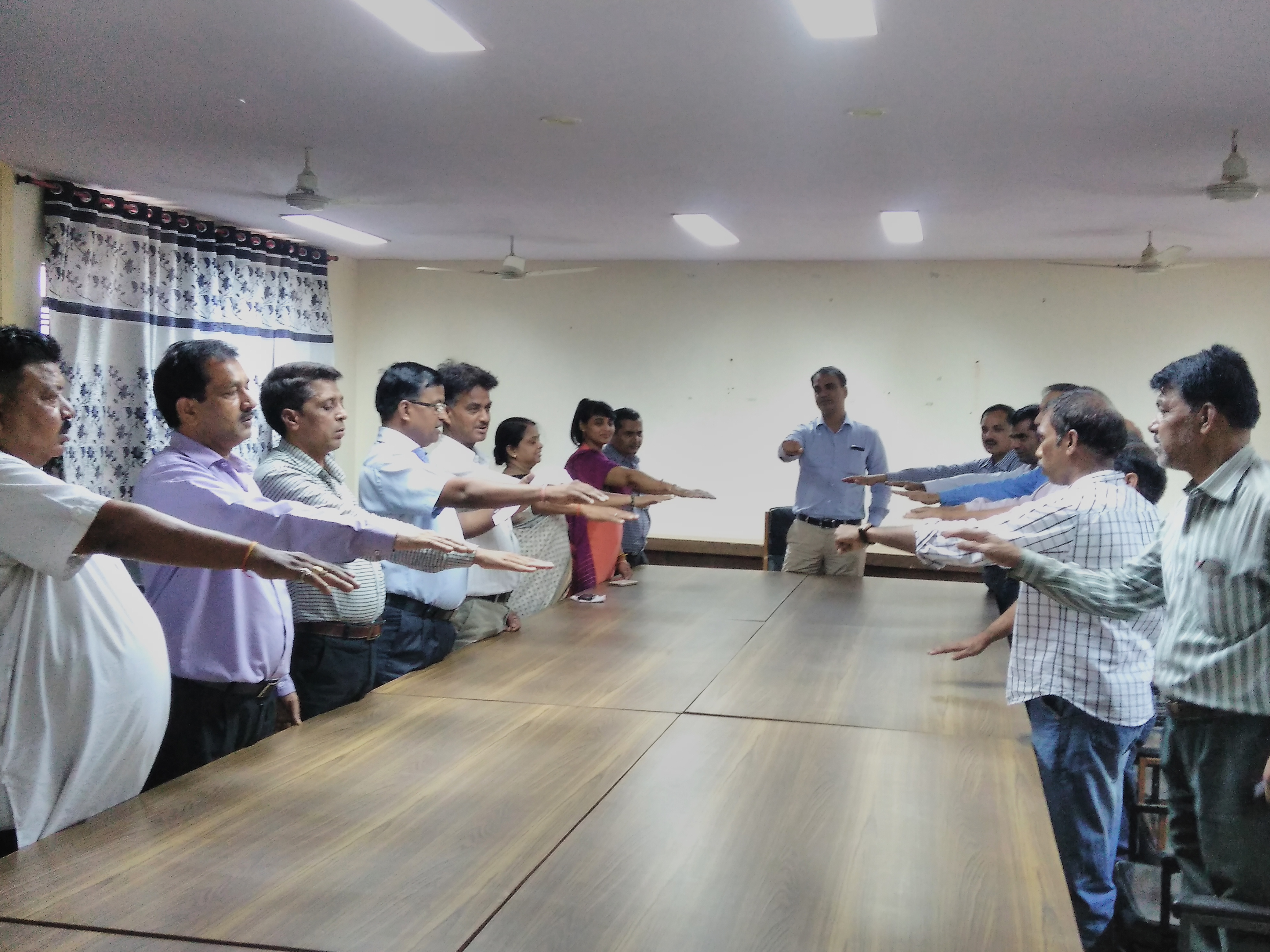 MSME - OATH For Clean India